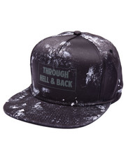 Civil - THROUGH HELL & BACK SNAPBACK