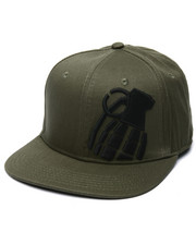 Buyers Picks - Halfer Snapback Cap