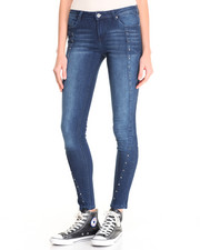 Black Friday Shop - Women - Stream Line Jean w/ Studs