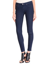 Women - Cigarette Jean w/ Zipper