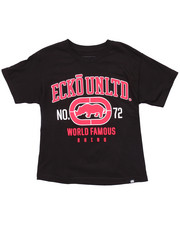Short-Sleeve - WORLD FAMOUS TEE (8-20)