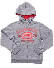 Sizes 8-20 - Big Kids - ECKO UNLTD FULL ZIP HOODY (8-20)