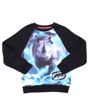 Sizes 8-20 - Big Kids - RHINO ATTACK SUBLIMATION SWEATSHIRT (8-20)