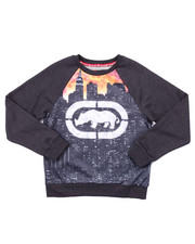 Activewear - RHINO CITY SUBLIMATION SWEATSHIRT (8-20)
