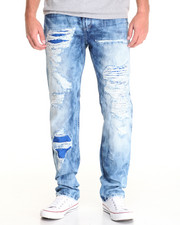 Men - Radius Rip - And Repair Denim Jeans