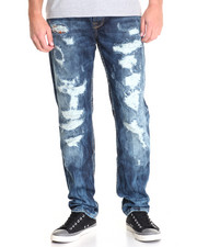 Men - Radius Structured Denim Jeans