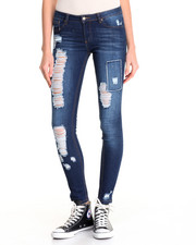 Black Friday Shop - Women - Ripped Skinny Jean