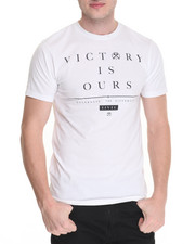 Shirts - VICTORY IS OURS TEE