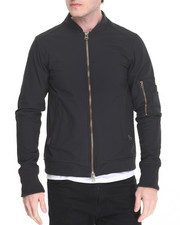 Outerwear - RIPSTOP DOUBLE ZIP BOMBER JACKET
