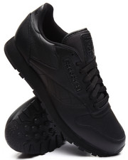 Men - CLASSIC LEATHER TRIPLE BLACK