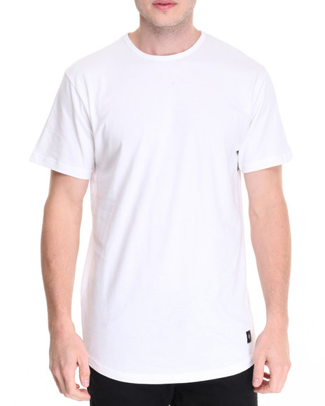 Vsop - Men White Moan Tee