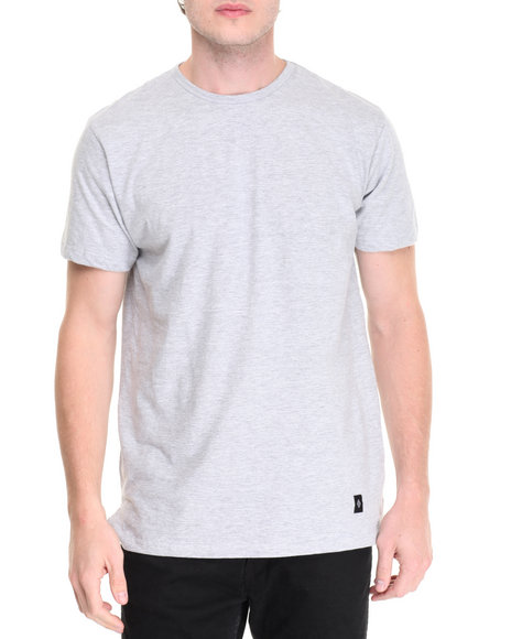 Vsop - Men Grey Saticoy Tee