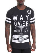 Men - S U Over Your Head S/S Tee