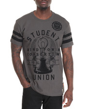 Shirts - S U Mind Power Consortium S/S Tee