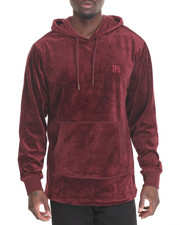 Parish - Velour Hoody