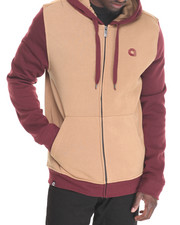 Akademiks - Timber Full Zip Hoodie
