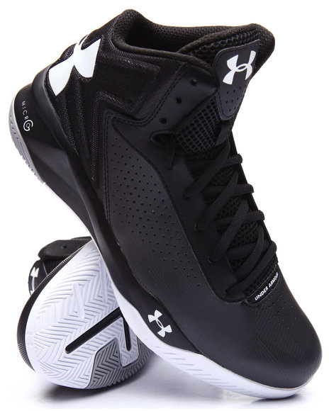 Under Armour - Men Black U A Micro G Torch