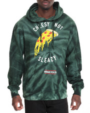 Men - Cheesy Not Sleazy Pullover Hoodie