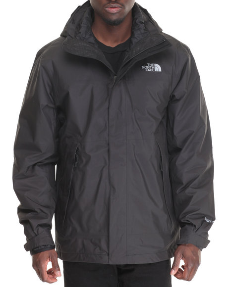 The North Face - Men Black Mountain Light Triclimate Jacket