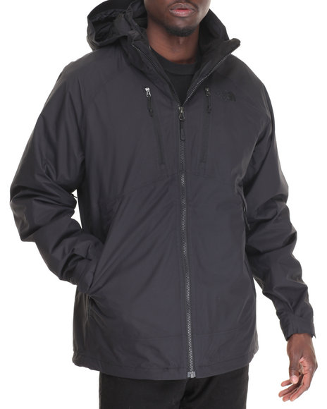 The North Face - Men Black Condor Triclimate 3-In1 Jacket