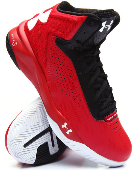 Under Armour - Men Red U A Micro G Torch