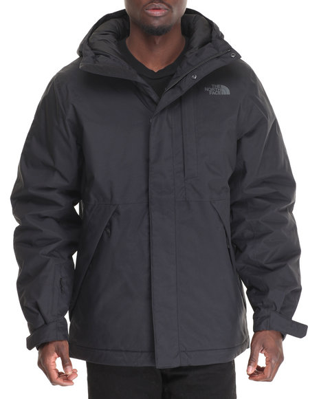 The North Face - Men Black Stanwix Jacket - $177.99