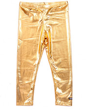 Sizes 4-6x - Kids - GOLD LEGGINGS (4-6X)