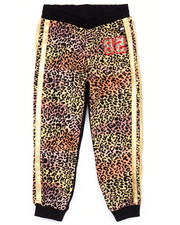 Sizes 4-6x - Kids - LEOPARD TRUKFIT JOGGERS (4-6X)