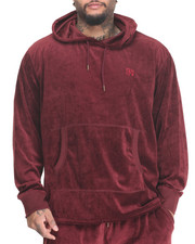 Hoodies - Velour Hoody (B&T)