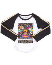 Sizes 4-6x - Kids - L/S RAGLAN TRUKFIT TEE (4-6X)