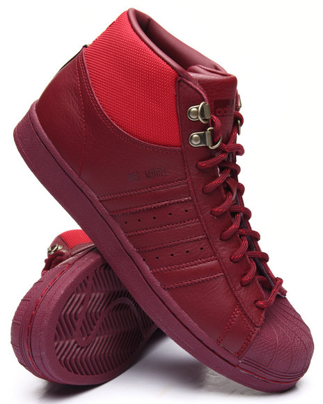 Adidas Men Pro Model B T Maroon 9.5