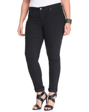 Bottoms - Rebel By Right Curvy Fit Skinny Jean (Plus)