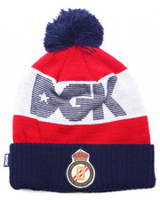 Hats - Division Pom Beanie