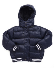 Outerwear - STEELE CLASSIC BUBBLE JACKET (4-7)