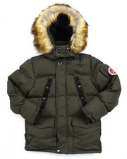 Heavy Coats - ASCENDER PARKA (8-20)