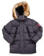Sizes 8-20 - Big Kids - ASCENDER PARKA (8-20)