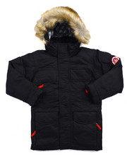 Heavy Coats - K 2 HEAVY DOWN PARKA (8-20)