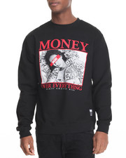 DGK - Money Over Everything Crew Fleece Sweatshirt