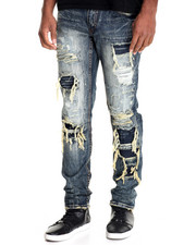 Men - Heritage Denim Jeans