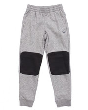 Bottoms - Junior Sport Luxe Moto Joggers (8-20)