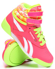 Girls - FREESTYLE HI SNEAKERS (11-3)