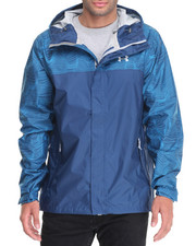 Outerwear - U A Surge Breathable Waterproof Hooded Jacket