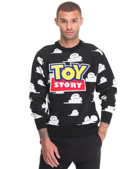 Men - Jr x Toystory open logo sweate