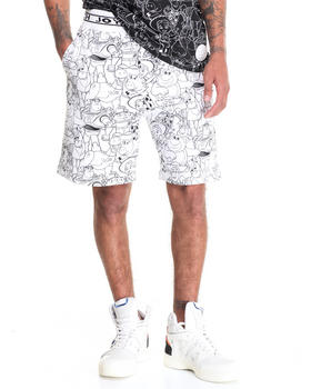 Men - Jr X Toystory toy box shorts