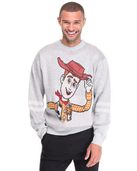 Men - Jr X Toystory woody profile sweater
