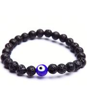 Men - Beaded Evil Eye Bracelet