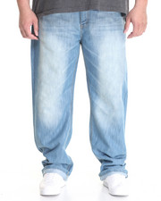 Basic Essentials - Ice Slim - Straight Denim Jeans