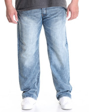 Basic Essentials - Acid Slim - Straight Denim Jeans