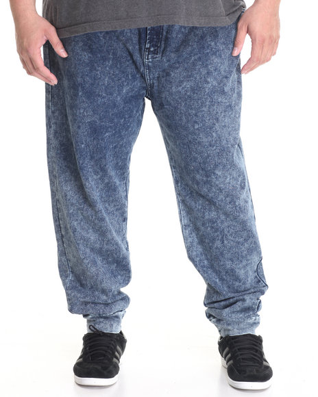 Parish Indigo Pants