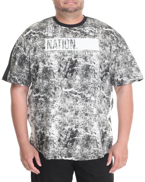 Parish - Men Black Printed T-Shirt (B&T) - $44.00